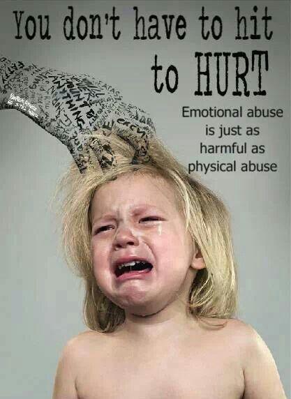 barn med en psykopat